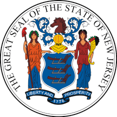 N J Dept. of Education, The Great Seal of the State of New Jersey