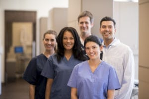 Medical Assistant With Healthcare Professionals