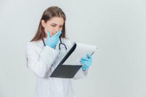 Concerned Medical Assistant